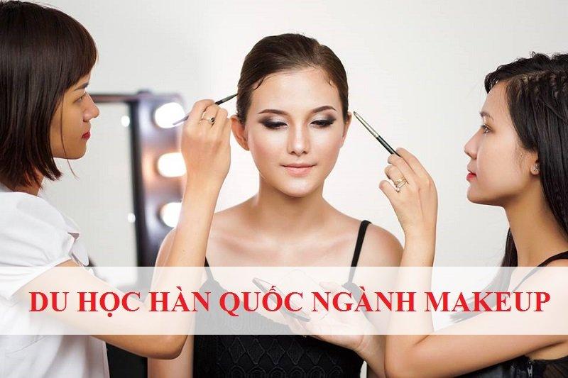 Du học Hàn Quốc ngành makeup là lựa chọn thông minh, sáng suốt