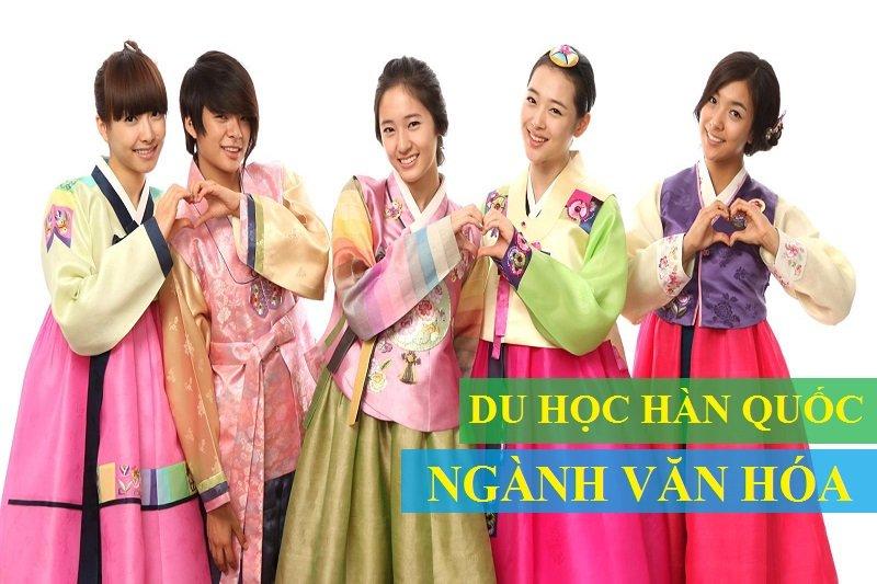 Du học Hàn ngành văn hóa hứa hẹn một tương lai tốt đẹp