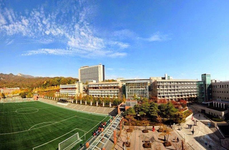 Du học Hàn Quốc bằng tiếng Anh tại Đại học Kookmin