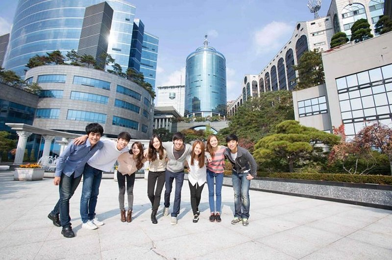 Những Đại học top đầu thường có chương trình du học Hàn Quốc bằng tiếng Anh