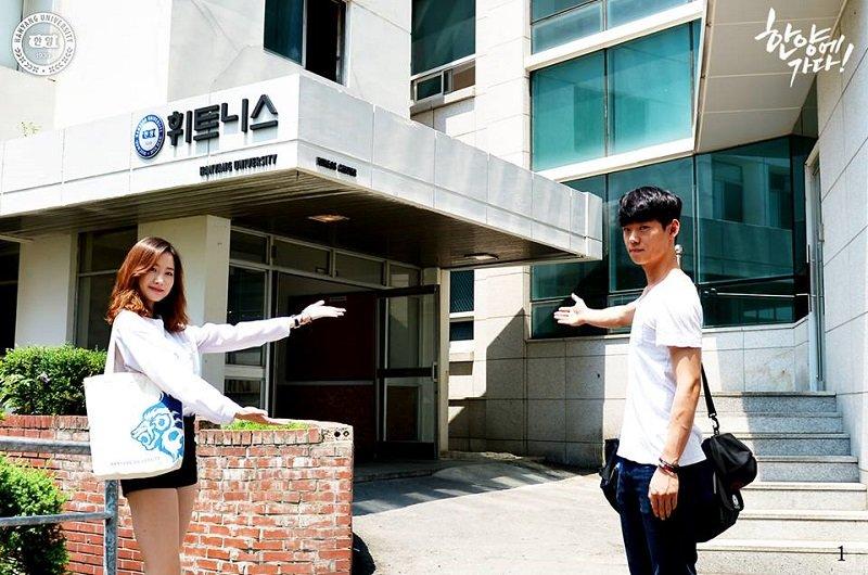 Du học Hàn Quốc bằng tiếng Anh được nhiều sinh viên lựa chọn