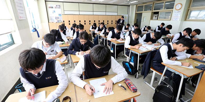 Du học Hàn Quốc cấp 3 được nhiều người hết sức quan tâm
