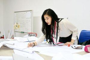 Du học Hàn Quốc ngành thiết kế thời trang hứa hẹn nhiều hấp dẫn