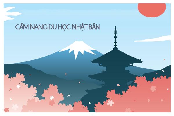 Du học Nhật Bản - cẩm nang hướng dẫn chi tiết nhất