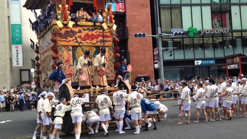 Du học Nhật tháng 7 có rất nhiều lễ hội đặc sắc