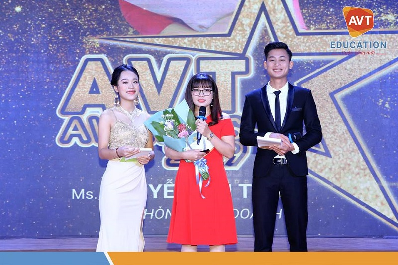 Chị Nguyễn Thị Thúy - Chuyên viên tư vấn Phòng KD1 - Giải Sale xuất sắc nhất