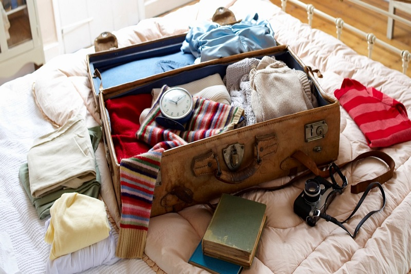 Khi đi du học Hàn quốc không nên mang quá nhiều quần áo