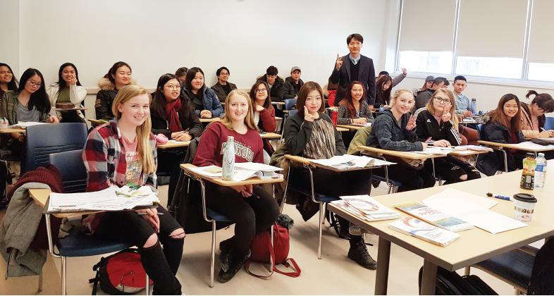 Học bổng du học ngắn hạn tại Hàn Quốc đem lại nhiều lợi ích cho sinh viên