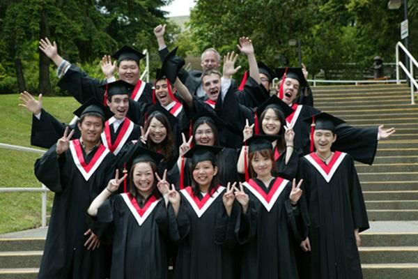 Học bổng du học Nhật Bản sau đại học do các nhà tài trợ cung cấp.