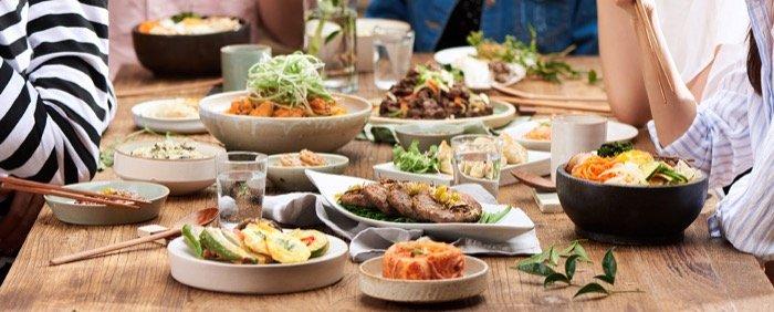 Học Đại học Hàn Quốc có tốt không - về ẩm thực