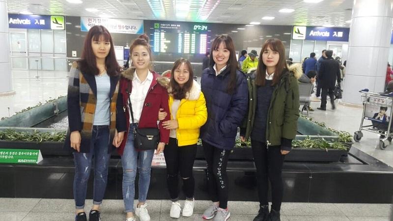 Săn học bổng toàn phần du học Hàn Quốc 2018