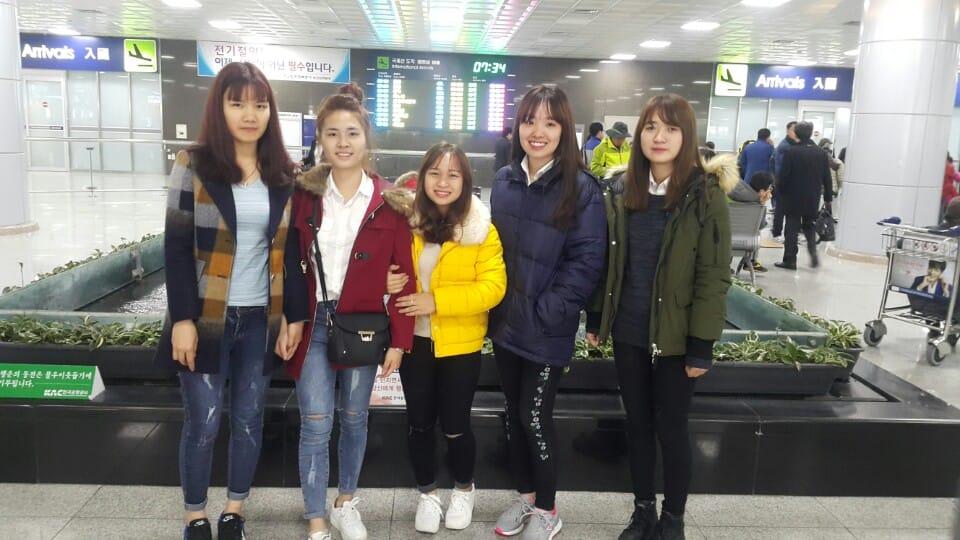 Học bổng toàn phần du học Hàn Quốc giúp học sinh được tiếp cận với nền văn hóa hiện đại trên thế giới.