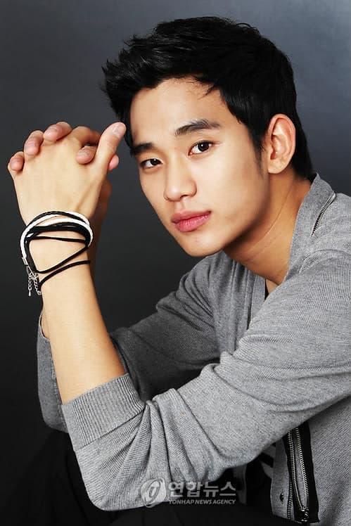 Kim Soo Hyun - sinh viên khoa sân khấu điện ảnh đại học Chung Ang năm 2001