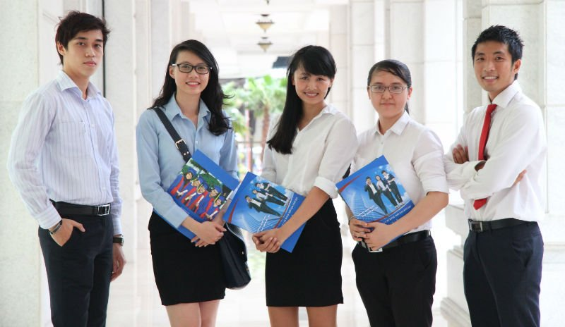 Sinh viên du học thạc sĩ luật tại Nhật Bản ra trường được đánh giá rất cao