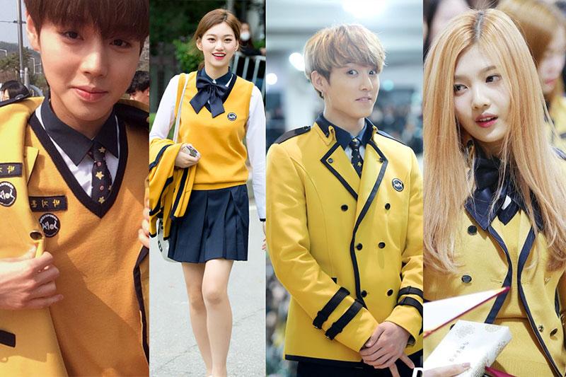 SOPA School là cái nôi của nhiều thần tượng hàng đầu Hàn Quốc