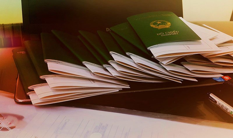 Thủ tục xin visa du học Nhật Bản