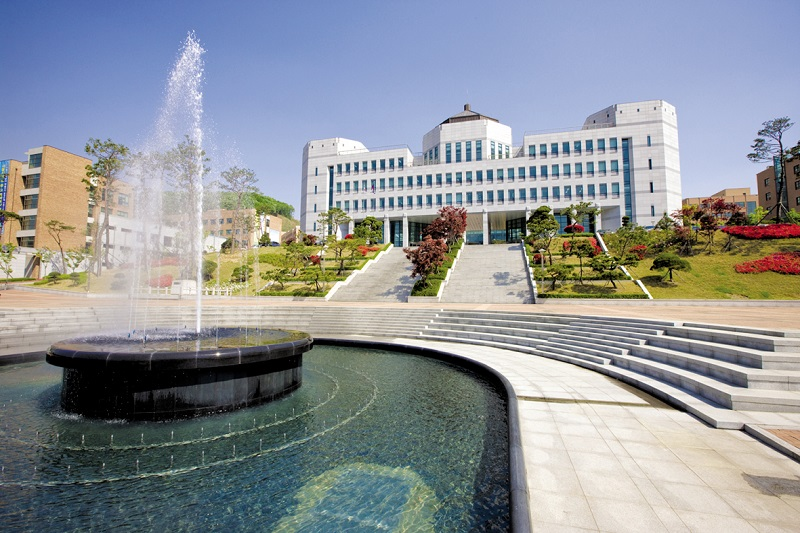 Đại học Dankook thuộc top trường đào tạo ngành tổ chức sự kiện tại Hàn Quốc nổi tiếng