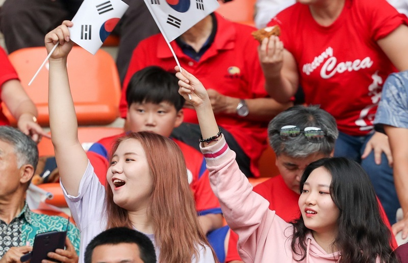 Ngành truyền thông Hàn Quốc rất phát triển nên có nhiều người theo học