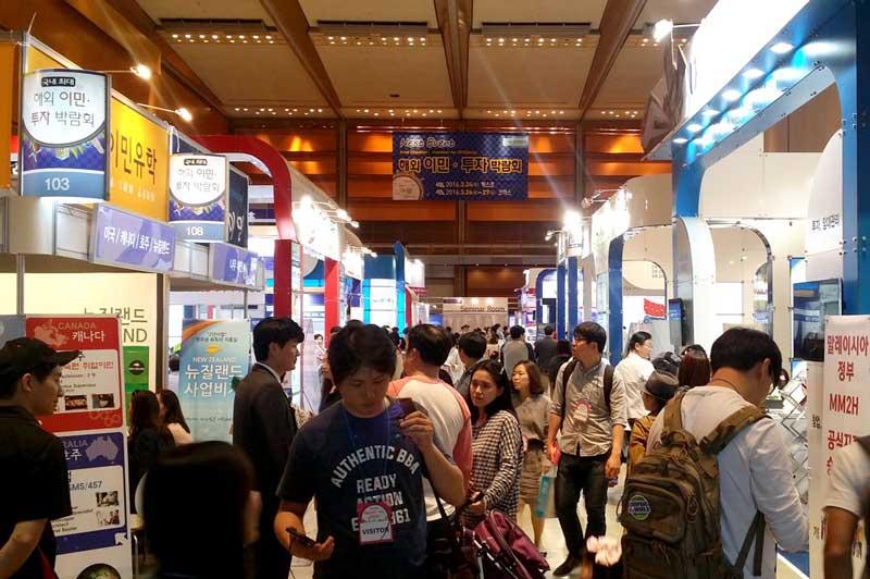 Các bạn tại Huế có cơ hội nhận visa thẳng khi sang Hàn Quốc