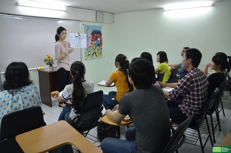 Học tiếng Hàn bài bản