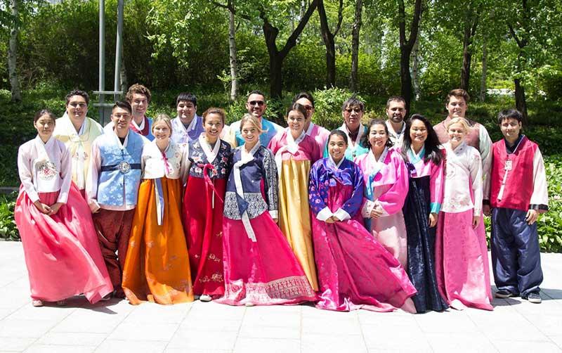 Những thuận lợi khi du học Hàn Quốc tại Huế các bạn trẻ cần biết