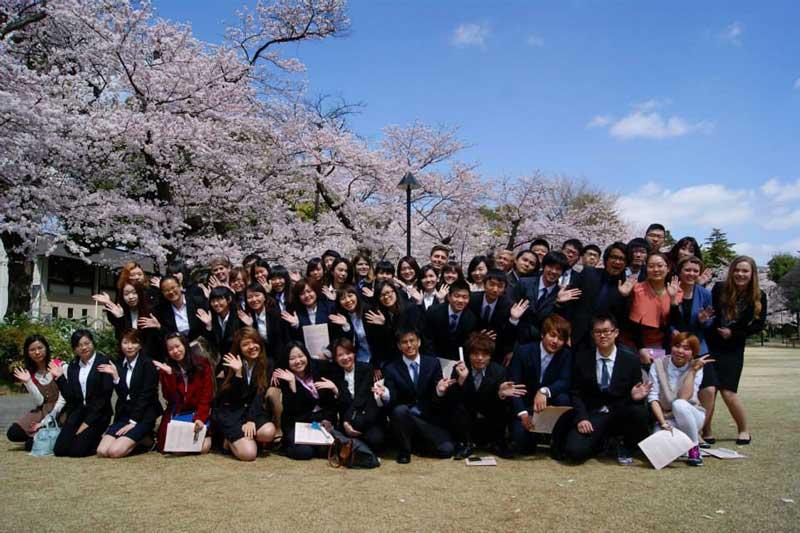 Số lượng du học sinh đông đảo tại Nhật Bản