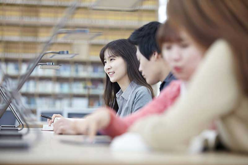 Xin visa du học Hàn không quá khó khăn