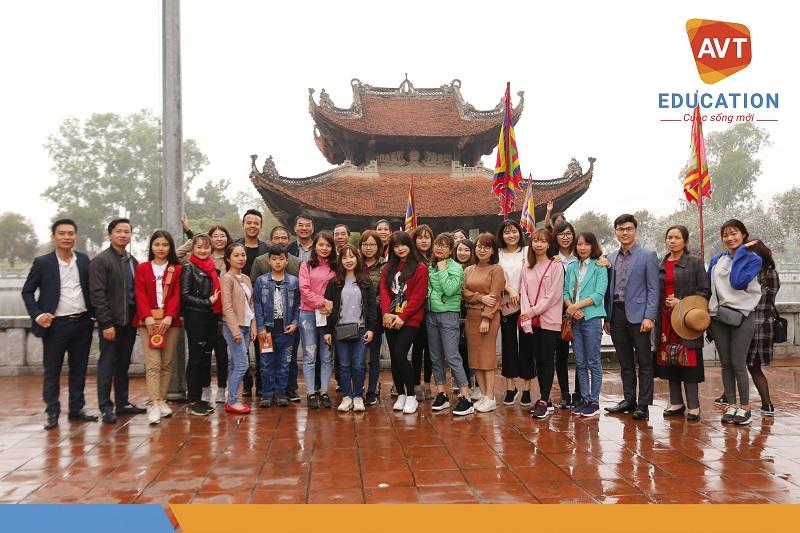 Điểm đến đầu tiên đó là Đền Đô - Bắc Ninh