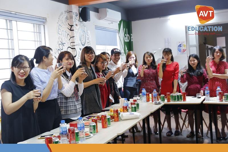 Bước sang năm mới, mong đại gia đình AVT có nhiều sức khỏe, niềm vui và thành công