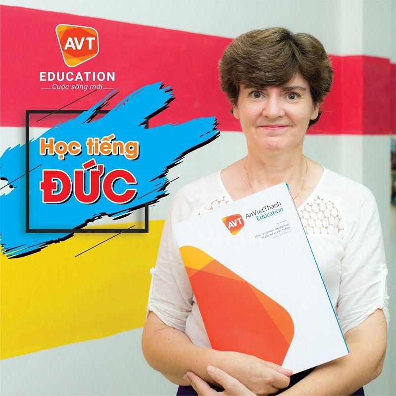 Học tiếng Đức cùng đội ngũ giáo viên người bản xứ tại AVT Education