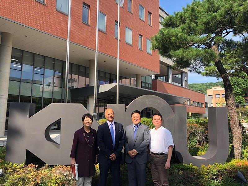 Đại học Mở Hàn Quốc- đại học đào tạo trực tuyến