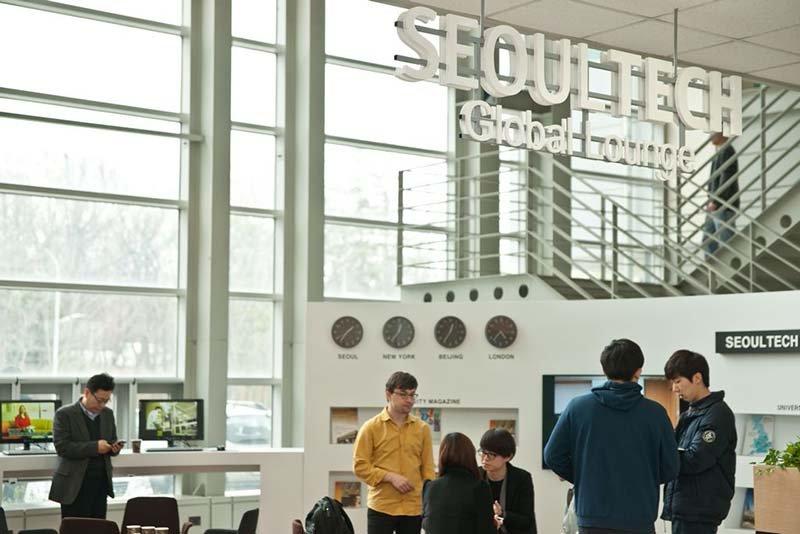 Có nhiều học bổng trường SeoulTech để hỗ trợ du học sinh