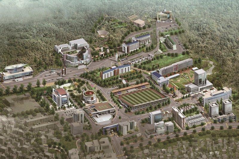 Đại học Dongseo Hàn Quốc