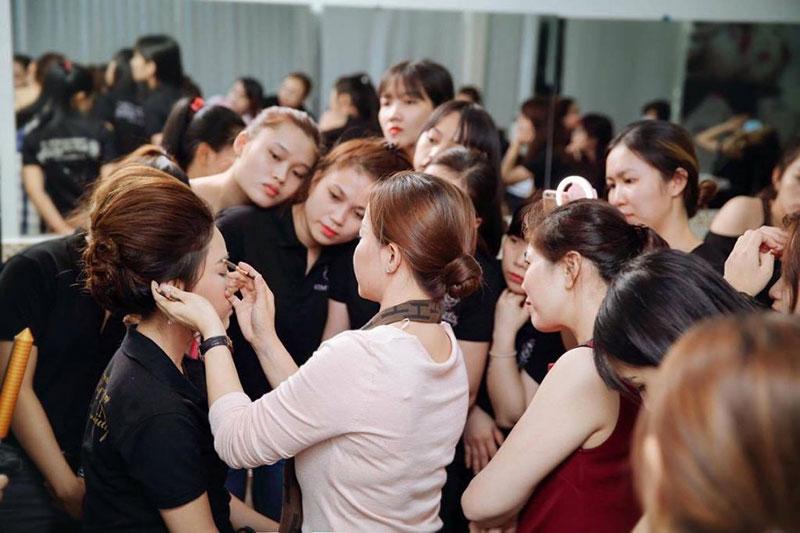 Du học Hàn Quốc ngành làm đẹp được đào tạo bài bản