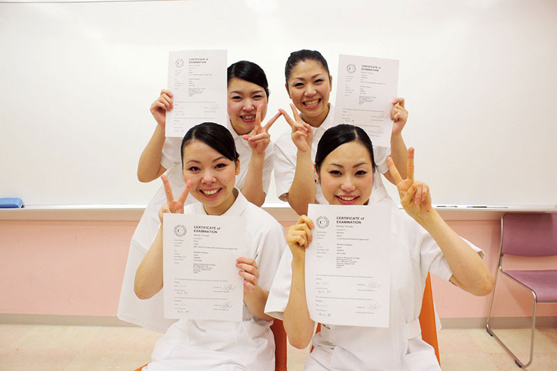 Học nghề Spa ở Hàn Quốc