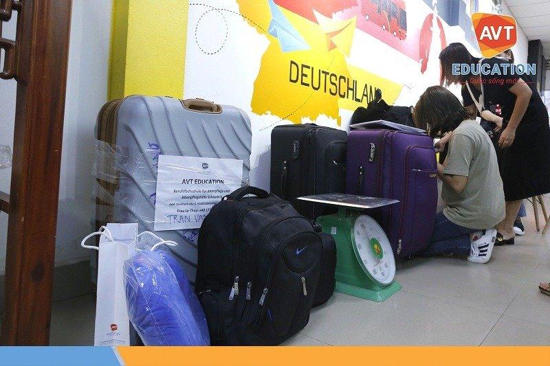 Hướng dẫn đóng gpos vali để không bị quá số cân