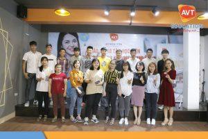 Lễ khai giảng chào đón các học viên khóa K86 của AVT