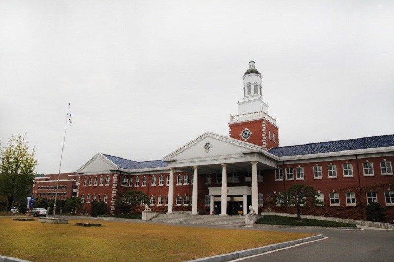 Đại học Keimyung là 1 trong 10 trường Đại học đẹp nhất Hàn Quốc.