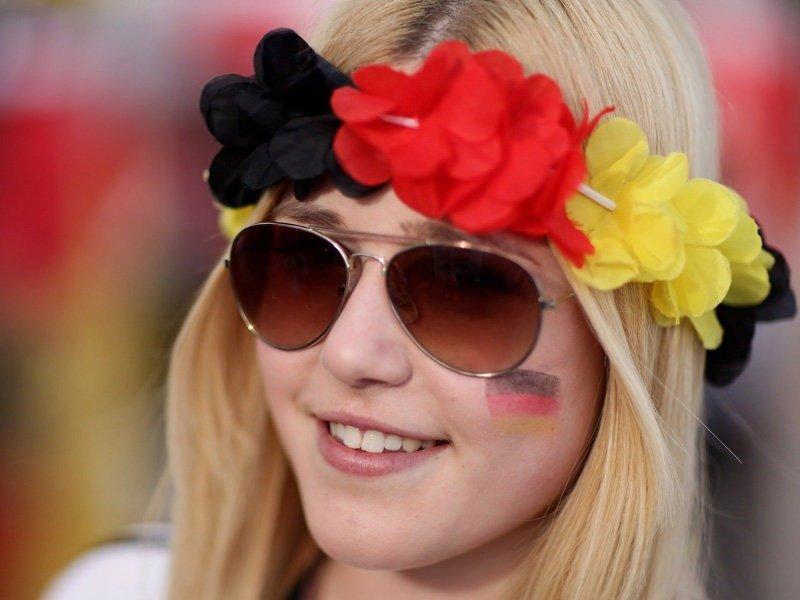 Nước Đức nói không với chúc mừng sinh nhật sớm