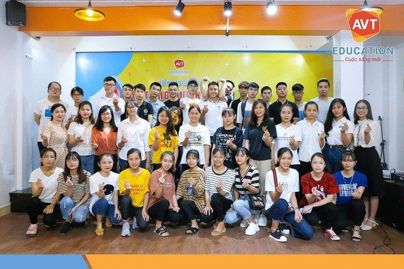 Khai giảng chào đón khóa 93 AVT Education