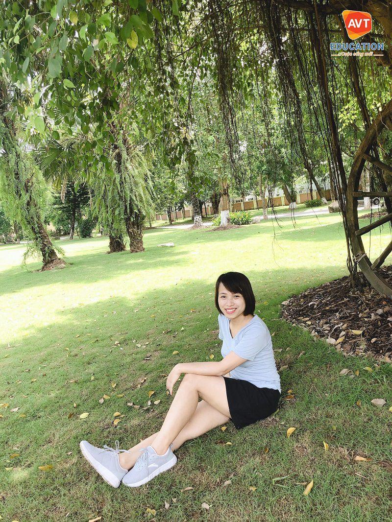 Cô Mai Hà cũng là một trong những giảng viên sở hữu số lượng học viên đông đảo nhất tại AVT