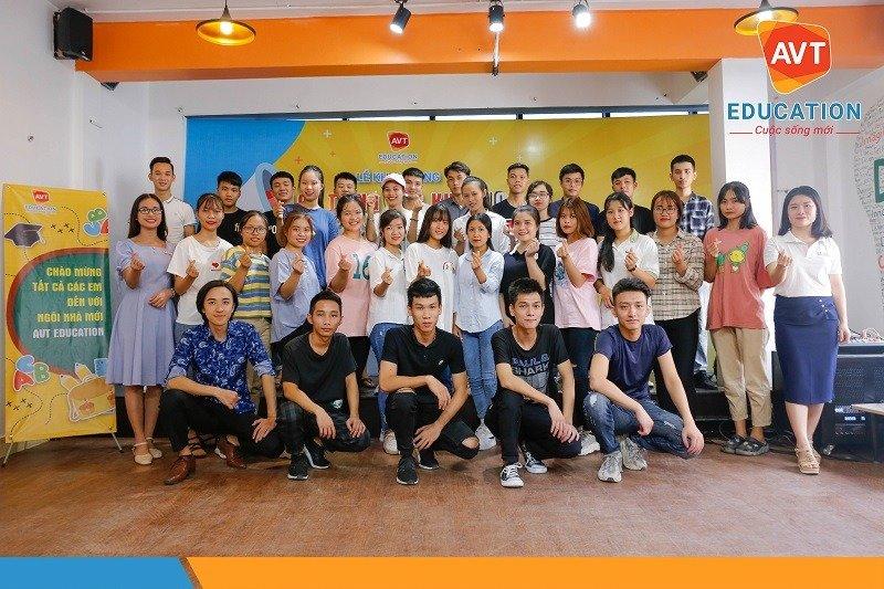 Lễ khai giảng chào đón khóa 106 AVT Education