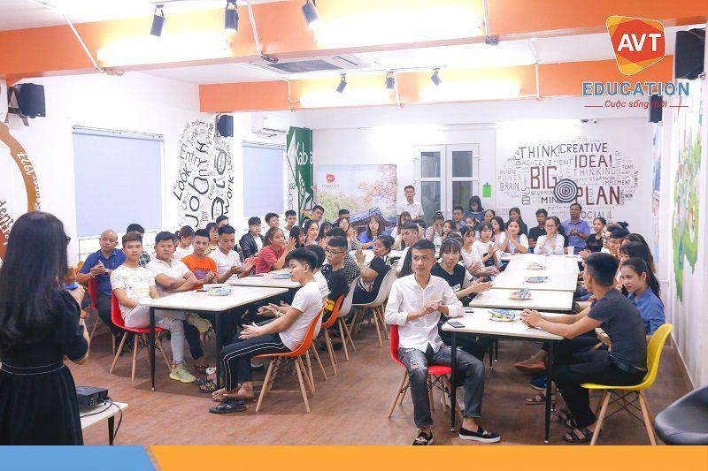 Khóa 109 chào đón gần 70 tân học viên đến với AVT