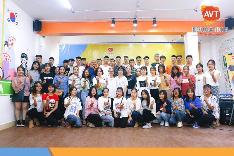 Khai giảng khóa 109 AVT Education