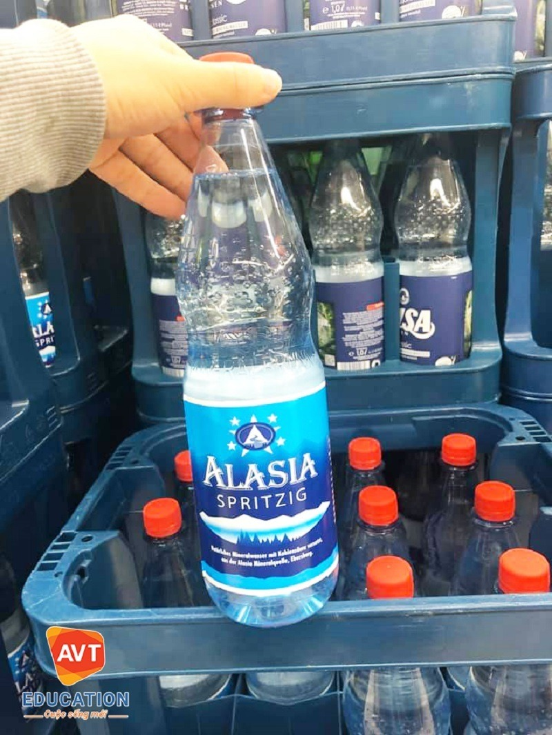 Chất lượng các loại nước uống đều được kiểm nghiệm nghiêm ngặt