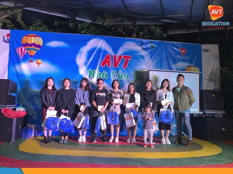Các thành viên AVT có sinh nhật trong tháng 10