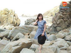 Cô Kim Ngân của AVT Hải Phòng