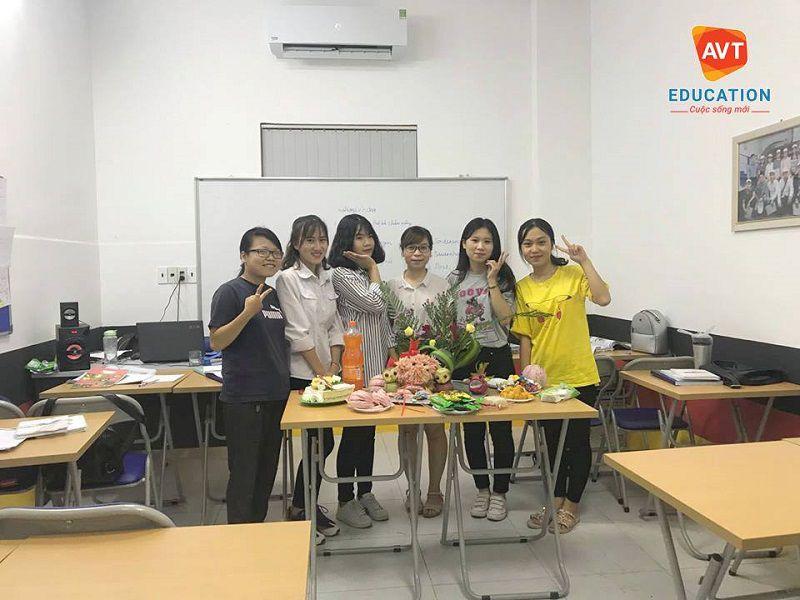 Thời gian giảng dạy tại AVT cô Ngân đã có không ít kỷ niệm đáng nhớ cùng học viên