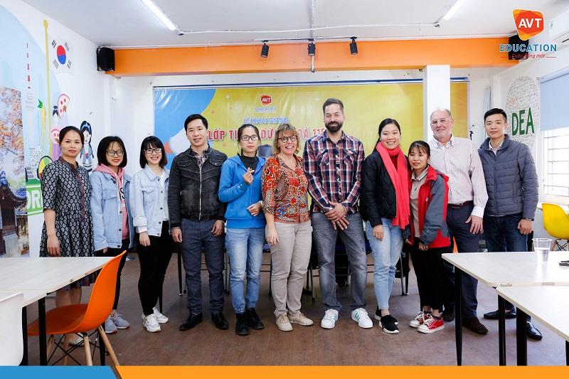 Các học viên AVT sẽ theo học ngành điều dưỡng chăm sóc người đặc biệt tại Đức