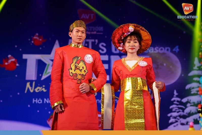 Trang phục dự thi đạt giải nhất
